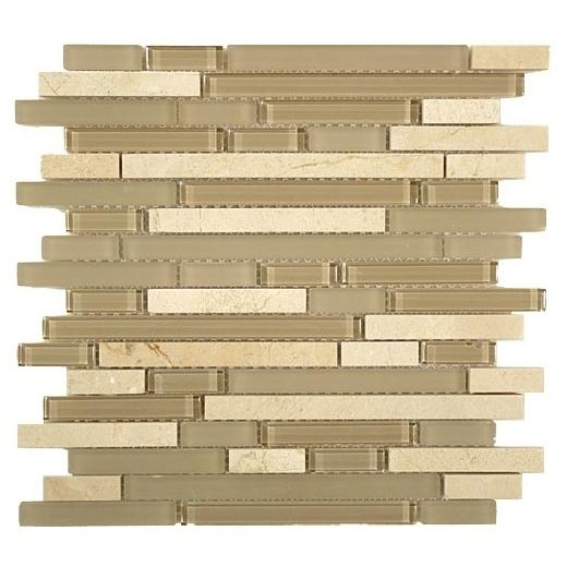 Glazzio Randomn Brick Series Driftwood SES05
