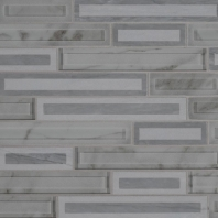 MSI Blocki Grigio Interlocking Tile