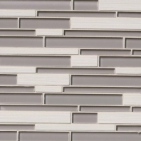 MSI Metro Glacier Blend Interlocking Tile
