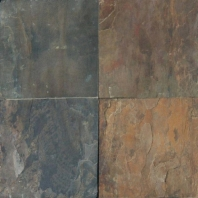 MSI Rustic Gold 16x16 Gauged Tile
