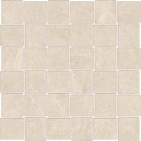 Anatolia Mayfair 2x2 Basketweave Allure Ivory AC69-361
