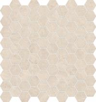 Anatolia Mayfair 1 Hexagon Polished Allure Ivory AC69-926