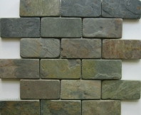 Anatolia Slate 2x4 Tumbled Indian ACIS301