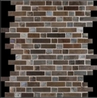 Milstone Mensaka Random Interlocking Mosaic Tile ML791051550