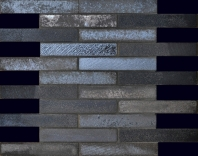 Milstone Lava Maskali 1x6 Interlocking Mosaic Tile ML981202515