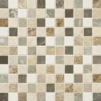 Stone Mosaic Brenta Blend 1x1 Honed Mosaic DA87