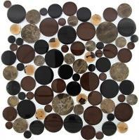 Glazzio Symphony Bubble Series Caviar SBS-1513