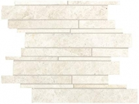 Marble White Cliffs Random Linear Mosaic M105
