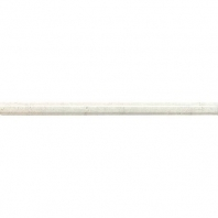 Marble White Cliffs Pencil Rail M105 (Polished)