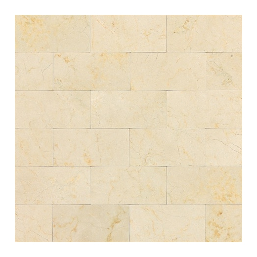 Marble Crema Marfil Clico 3x6 Subway Tile Polished M722