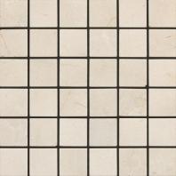 Marble Crema Marfil Classico 2x2 Tumbled Mosaic M722
