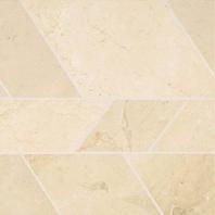 Marble Crema Marfil Classico Modern Polished Mosaic M722