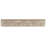 Marble Emperador Light Classic Honed Chair Rail M712