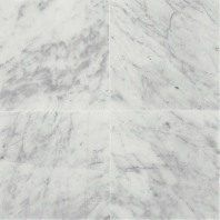 Marble Carrara White 12x12 Honed M701