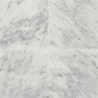 Marble Carrara White 3x6 Subway Tile Honed M701