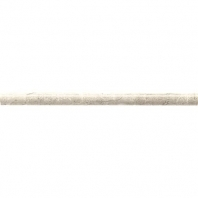Limestone Arctic Gray 3/4x12 Classic Pencil Rail Polished L757