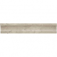 Limestone Volcanic Gray 2x12 Chair Rail Honed L725