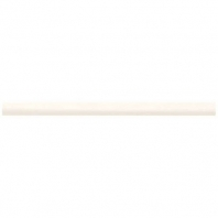 Limestone Blavet Blanc 3/4x12 Classic Pencil Rail Honed L340