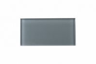 Grey Glass 3x6 Subway Tile JCSA1