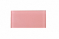 Pink Glass 3x6 Subway Tile JCSA14