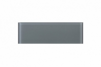 Grey Glass 4x12 Subway Tile JCSB1