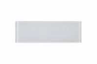 White Glass 4x12 Subway Tile JCSB3