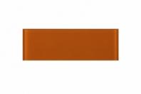 Fire Orange Glass 4x12 Subway Tile JCSB11