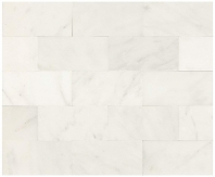 Marble First Snow Elegance 3x6 Honed Subway Tile M190