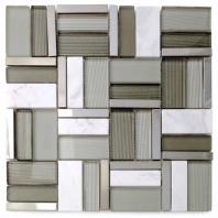 Cross Stitch Linens Mosaic Tile AM-CS-LN