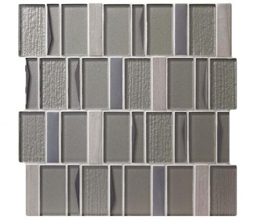 Flicker Galvanized Mosaic Tile Am Fl Gl