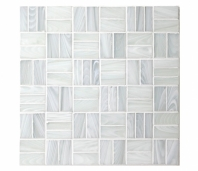 Homespun Icelandic Tweed Glass Mosaic Tile AM-IC-T-IC