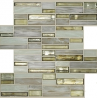 Jazz Fusion Cotten Club Glass Mosaic Tile AM-JF-CC