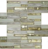Jazz Fusion Cotten Club Glass Mosaic Tile AM-JF-CC