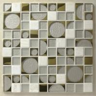 Pop Rocks Chrissie Mosaic Tile AM-PR-CH