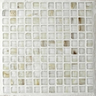 Tea Box Vanilla Chai 1 x 1 Glass Mosaic Tile AM-TB.1-VC