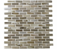Wet Bar Brandy 1/2 x 2 Glass Mosaic Tile AM-WB-BR