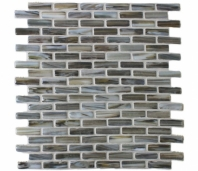 Wet Bar Molinari 1/2 x 2 Glass Mosaic Tile AM-WB-ML