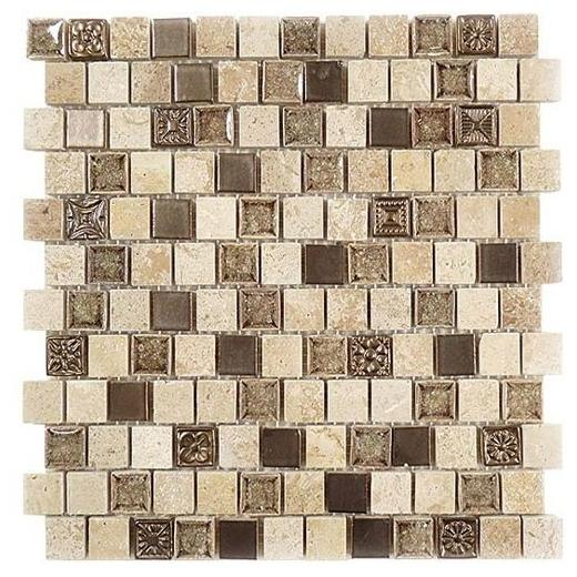Tile Tranquil Offset Ashen Forest TS-923