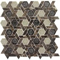 Glazzio Tranquil Hexagon Series Capitol Archive TS953