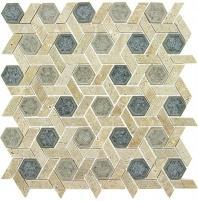 Glazzio Tranquil Hexagon Series Mansion Drive TS954
