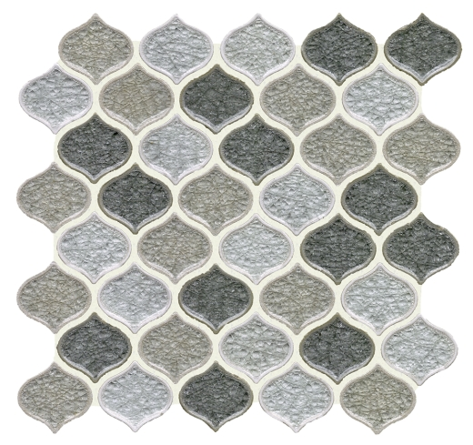 Soci Frozen Blend Arabesque Arabesque Tile SSM-437