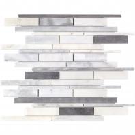 Soho Studio Stoneflow Bliss Aluminum Metal Tile ALUSTFLBLIS