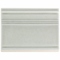 Baroque Crackled Grigio Ceramic Base Molding