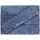 Kayoki Knoll Dark Jeans 2x8 Clay Subway Tile