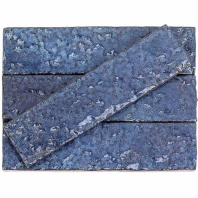 Kayoki Knoll Dark Jeans 2x8 Clay Subway Tile
