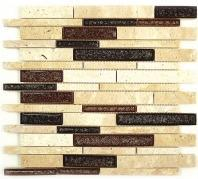 Glazzio Tranquil Random Brick Series Arizona Shape TS-939