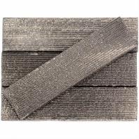 Kayoki Plica Gold 2x9 Clay Subway Tile