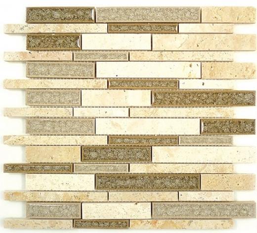 Glazzio Tranquil Random Brick Series Sage Brush TS-942