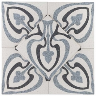 Novel Horta 9x9 Porcelain Moroccan Tile