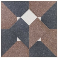 Novel Icart 9x9 Porcelain Moroccan Tile
